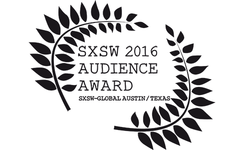 SXSW 2016 AUDIENCE SX-Global AWARD Austin/Texas